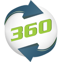 360 Tours Now Icon